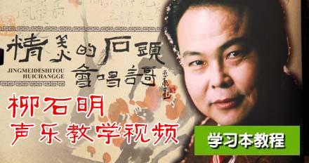 柳石明民族声乐教学视频